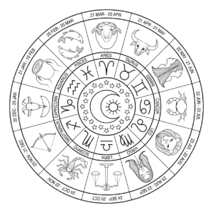 SOCC | Zodiac Wheel